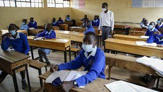Les écoles kényanes rouvrent, mais pas pour tous