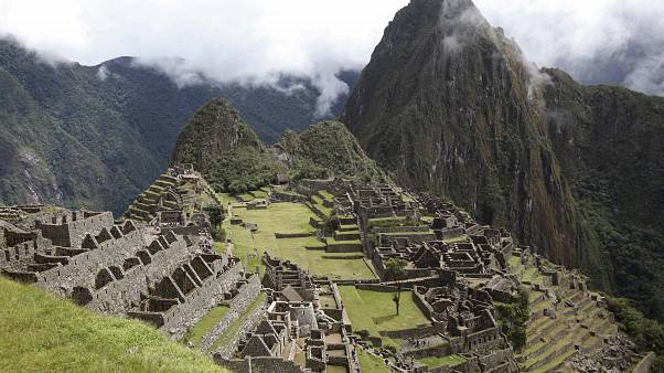 File Photo - Machu Picchu