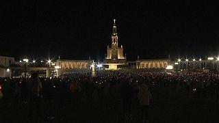 Cerimónias do 13 de outubro no Santuário de Fátima