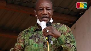 Guinea: Condé Urges Opposition to Relax After Violent Protest