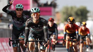 """На финише 10 этапа """"Джиро д'Италия"""""""