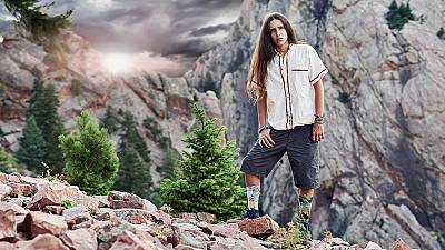 Xiutezcatl Roske-Martinez is a 20-year-old climate activist and hip-hop artist.