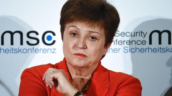 Kristalina Georgieva, Managing Director of the International Monetary Fund