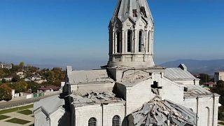 Shushi, Haut-Karabakh.