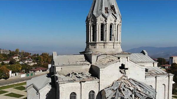 Hegyi-Karabah: koncert az áldozatokért