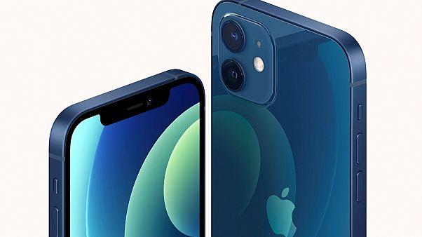 Apple'ın iPhone 12 model telefonları tanıtıldı