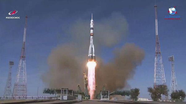 Decollo avvenuto per la Soyuz. Destinazione la Stazione spaziale internazionale