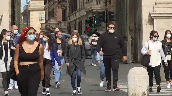 Срез европейских настроений