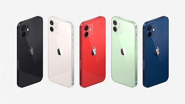 Az Apple az új szériával beszállt az 5G-versenybe