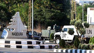 İsrail ve Lübnan sınırı