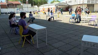 No Comment: Corona-Pause an argentinischen Schulen ist zu Ende