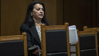 """Греция: лидеры """"Золотой зари"""" приговорены к длительным тюремным срокам"""