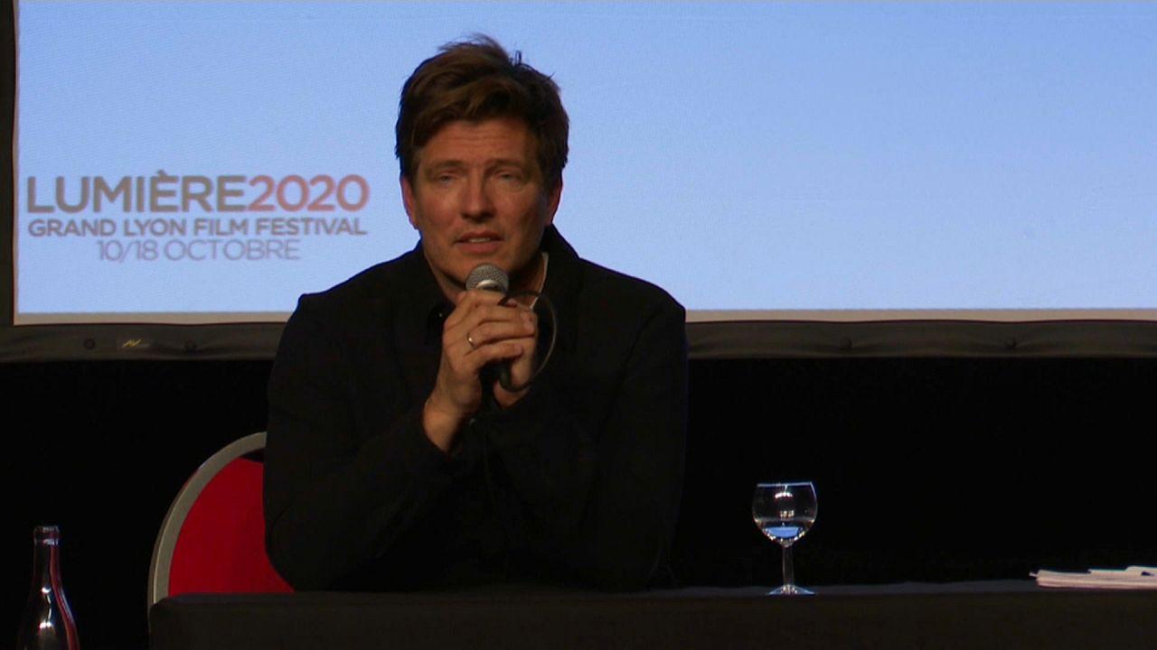 """El director danés Thomas Vinterberg presenta su película """"Druk"""""""