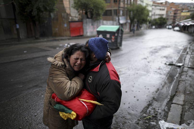 AP Photo/Natacha Pisarenko