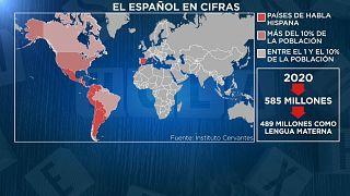Somos casi 600 millones de hispanohablantes en todo el mundo
