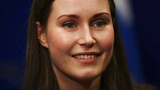 A finn miniszterelnök, Sanna Marin