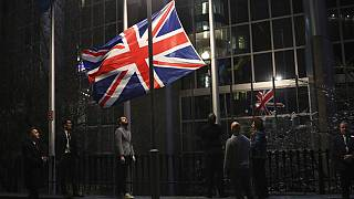 The UK set a deadline of October 15 to reach agreement on a post-Brexit trade deal with the EU