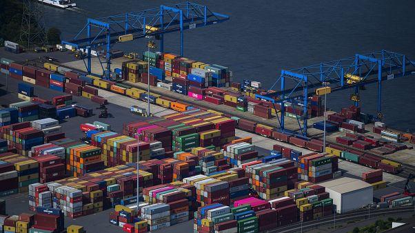 Almanya'dan yapılan ihracat