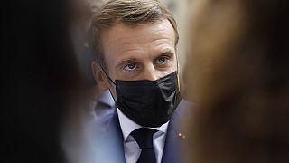 France President Emmanuel Macron