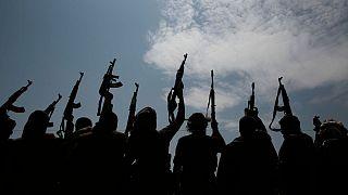 نیروهای حوثی در یمن، عکس تزئینی است