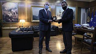 Νίκος Παναγιωτόπουλος και Κλαρκ Κούπερ
