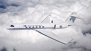 Το κυβερνητικό αεροσκάφος Embraer 190