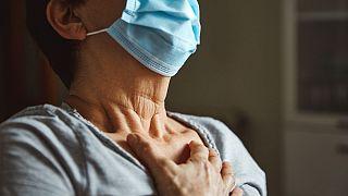 کووید مداوم در برخی از بیماران
