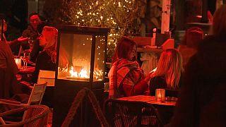 Ολλανδία:Τελευταία ποτά πριν το lockdown