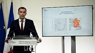 Fransa Sağlık Bakanı Olivier Veran
