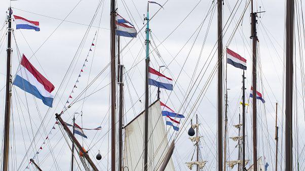 Covid-19 : les Néerlandais se retrouvent avant le confinement partiel