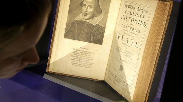 Shakespeare'in eseri 10 milyon dolara alıcı buldu