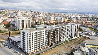 İstanbul'da yeni konutlar