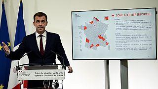 Buscas policias nas casas de atuais e antigos ministros franceses
