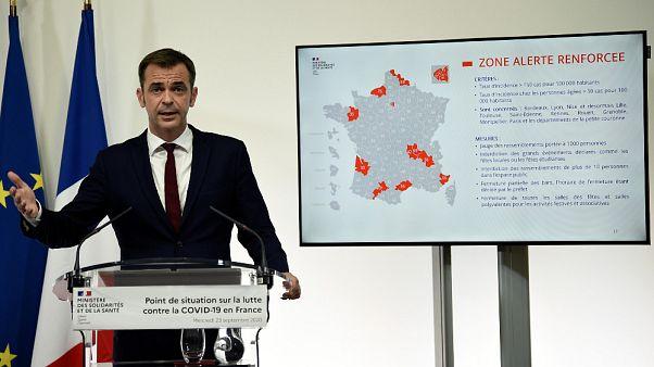 Házkutatás az előző francia kormány több tagjánál