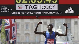 Daniel Wanjiru suspendu pour dopage
