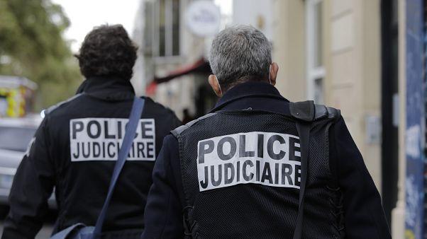 ضباط شرطة فرنسيون في باريس - 2020/09/25
