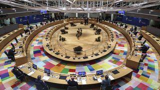 مكان انعقاد القمة الأوروبية بالمجلس الأوروبي /بروكسل 15 أكتوبر2020