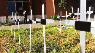 المقبرة المخصصة للأجنة