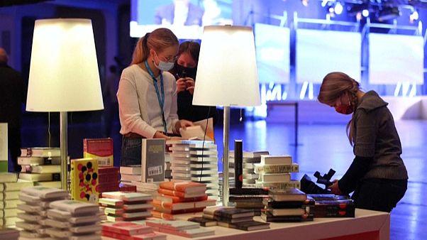 Книжная ярмарка во Франкфурте в условиях пандемии