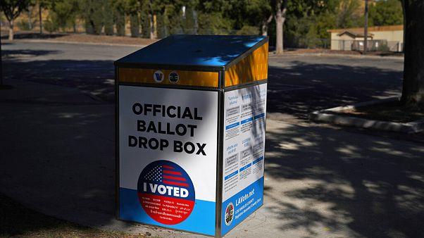 ABD başkanlık seçimi