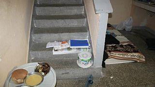 Gmüşhane'de cezaevinde hayatını kaybeden KHK'lı eski polis memuru Mustafa Kabakçıoğlu'nun kaldığı hücre