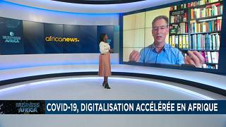 Covid-inspired digitalization in Africa {Business Africa}