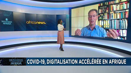 Covid-19, digitalisation accélérée en Afrique [Business Africa]