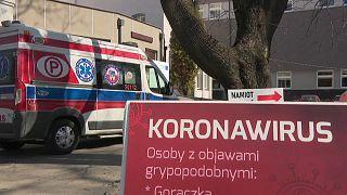 Steigende infektionszahlen in Polen