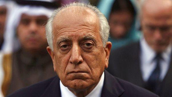 زلمی خلیلزاد، نماینده آمریکا در امور افغانستان
