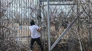 Türkiye'deki mülteciler geçtiğimiz mart ayında Yunan sınırına akın etti