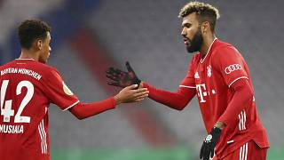 Cameroon's Choupo-Moting scores on Bayern debut