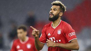 Choupo rugit déjà au Bayern