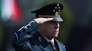 سالوادور سیینفوئگوس، وزیر دفاع پیشین مکزیک