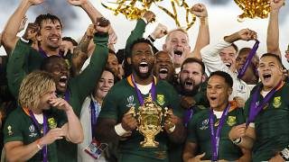 Springboks to miss Rugby Championship in Australia